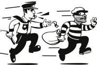 Potong Tangan Pencuri