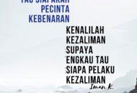 Imam Ali Kenalilah kebenaran 001